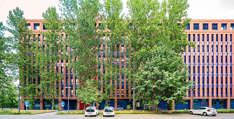 Bürogebäude an der Wittestraße