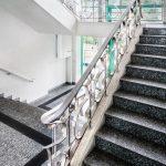 Lausitzer Technologiezentrum GmbH / Aluminium-Handlauf