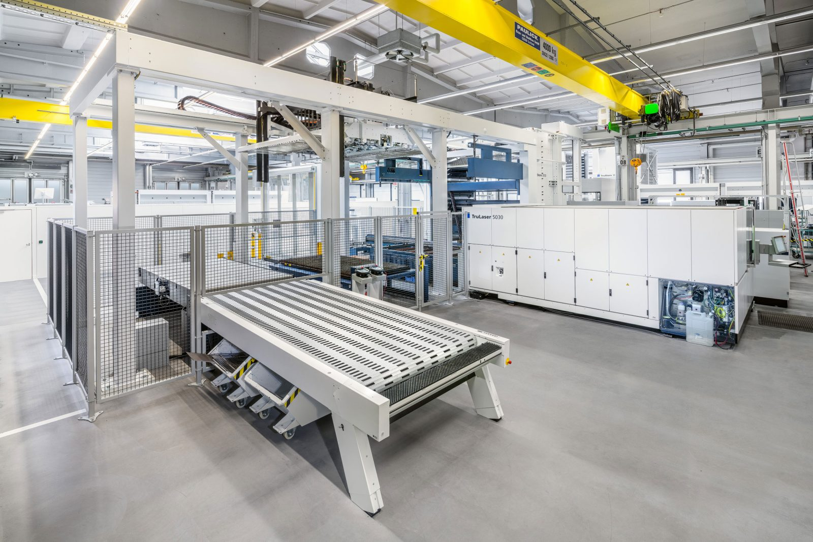 Laserschneidemaschine / Trumpf Sachsen GmbH