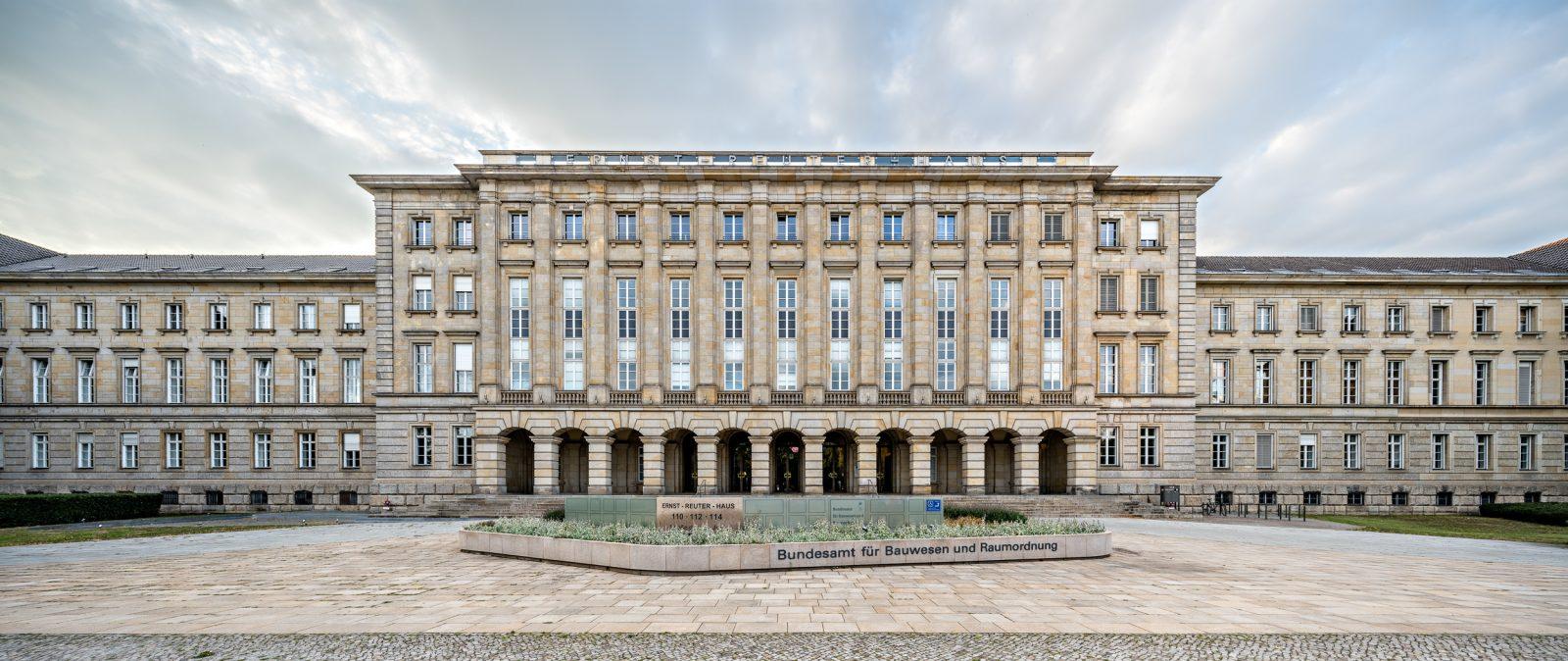 Ernst-Reuter-Haus, Berlin