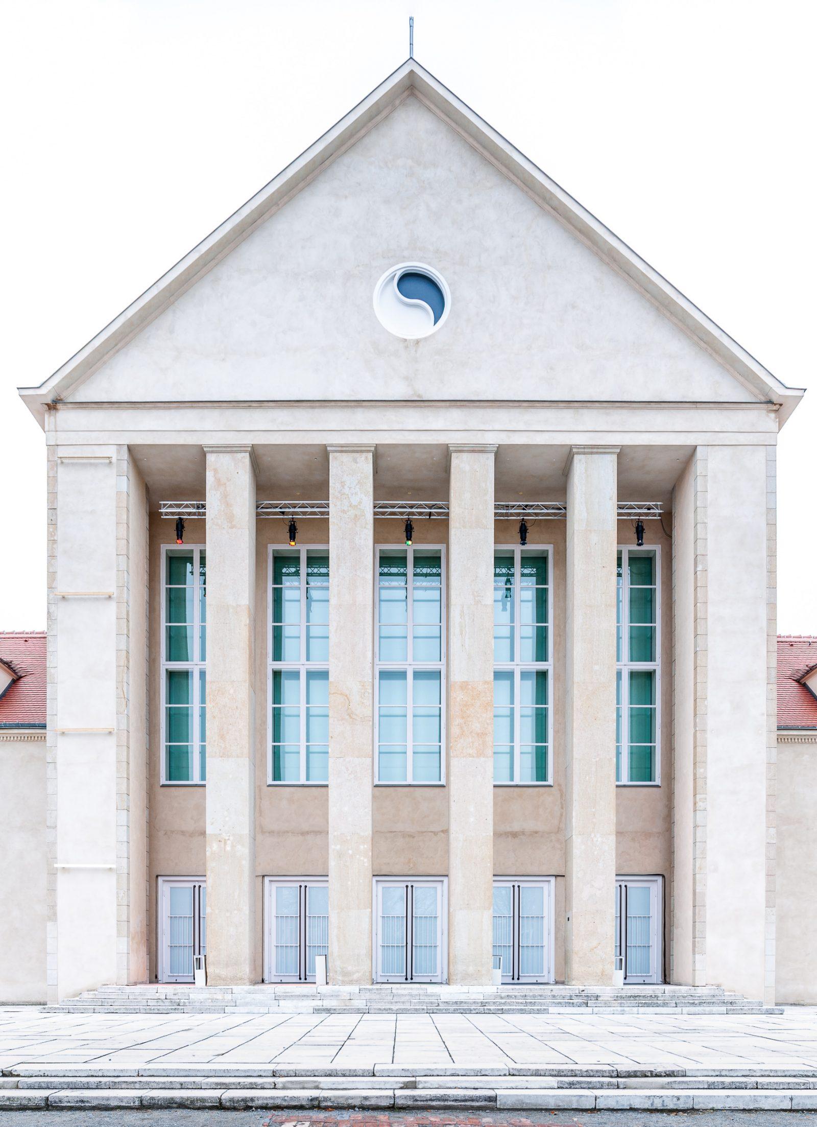 Portikus Festspielhaus-Hellerau, Dresden