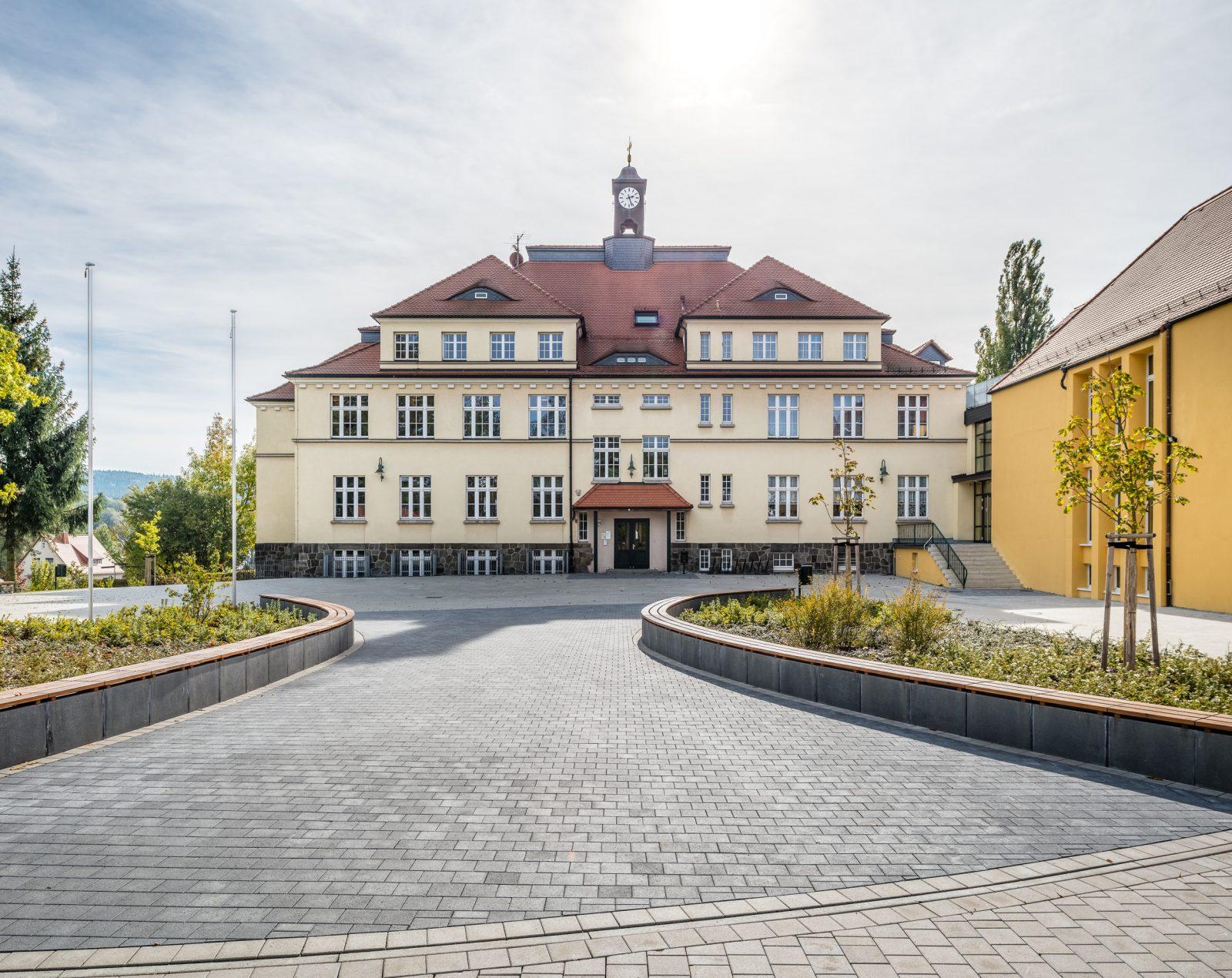 Historisches Schulgebäude
