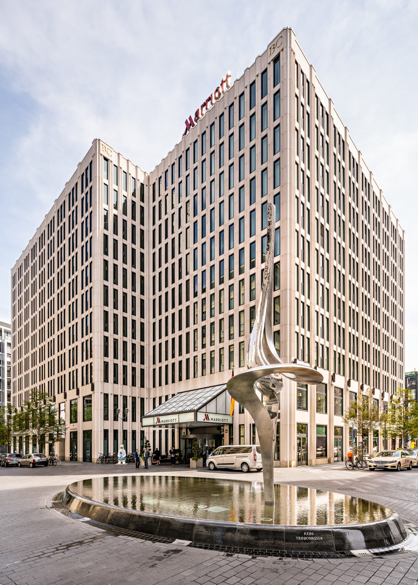 Hotel Marriott, Berlin