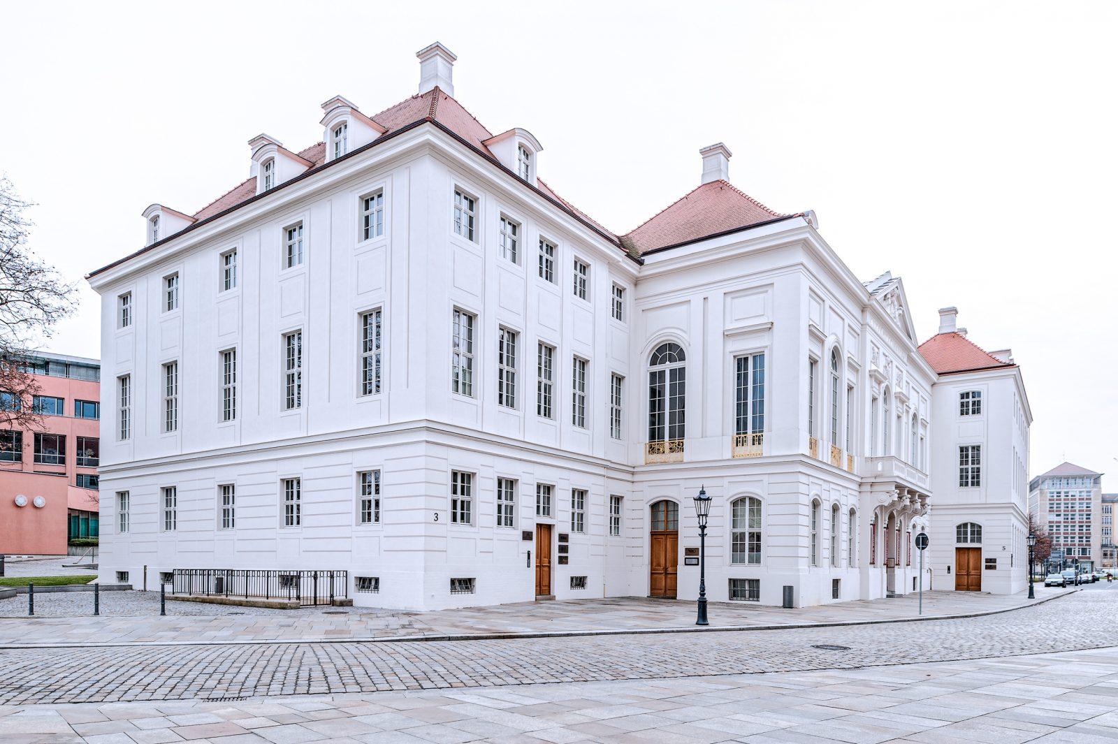 Kurländer-Palais, Dresden