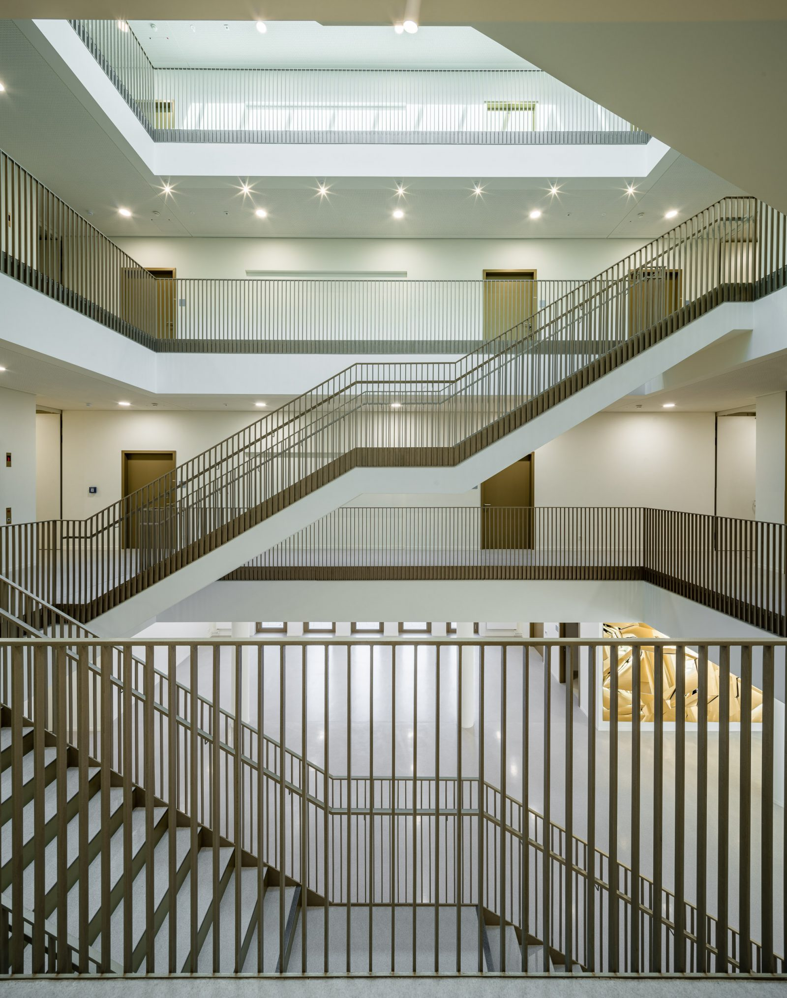 Treppenhaus | ZeHS Freiberg