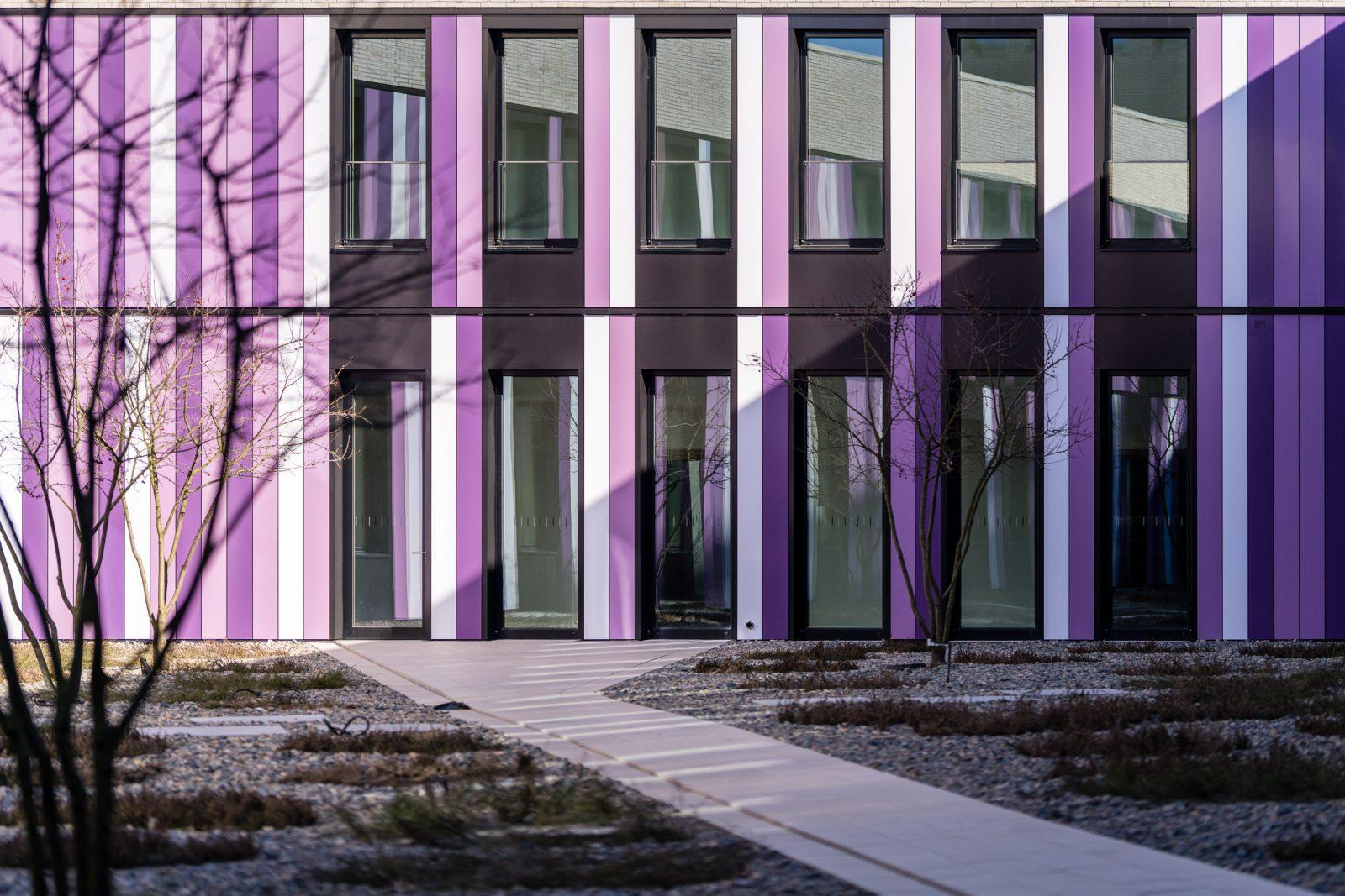 Fassade | ZeHS Freiberg