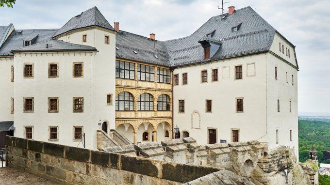 Georgenburg | Festung Königstein