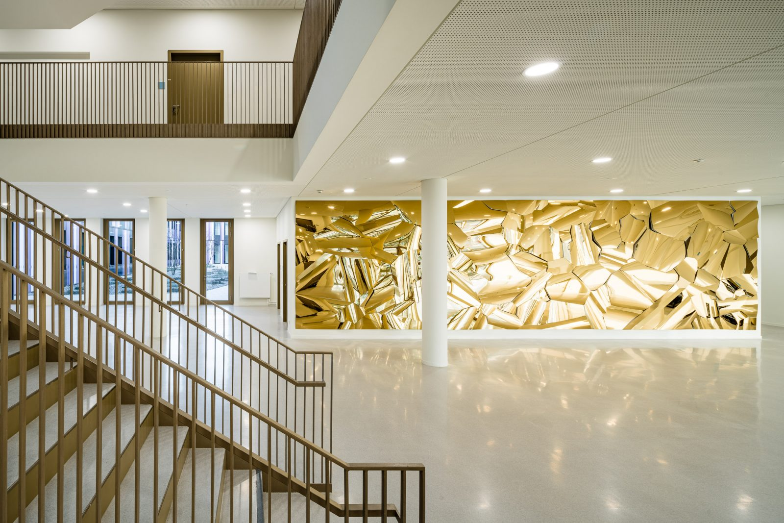 Eingangsbereich | ZeHS Freiberg